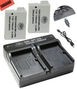IP-E8 Li-ion Battery Pack