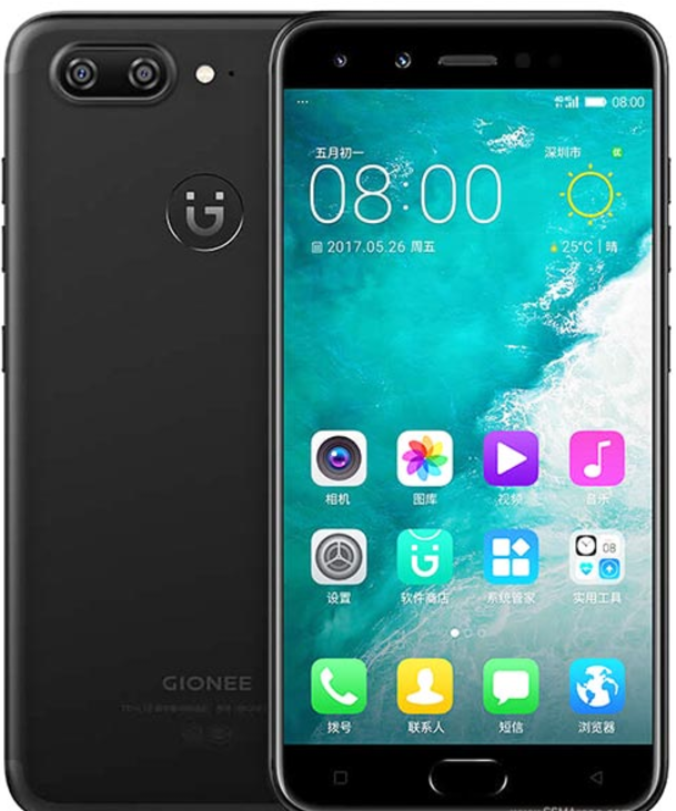 Phones with Dual Front Facing Cameras