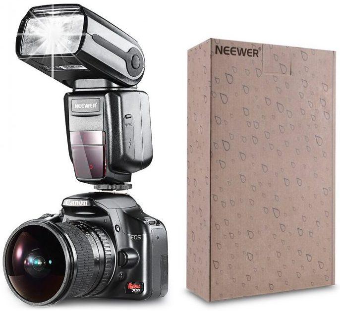 Flash for Canon DSLRs
