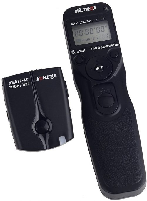 Best Wireless Remote Shutter Release For Canon 5D 6D 60D & 70D
