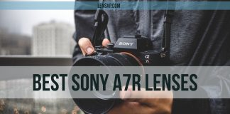 Best Sony A7R Lenses