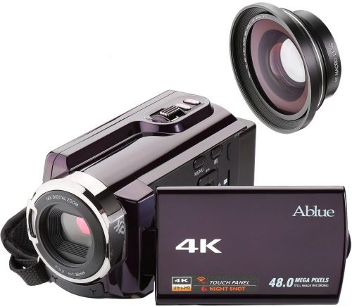Best 4K HDR Camcorders and Action Cameras For UHD Video