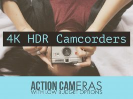 Best 4K HDR Camcorders