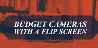 Budget Cameras With A Flip Screen
