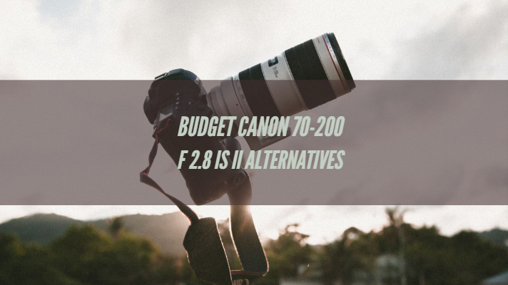 Budget Canon 70-200 F 2.8 IS II Alternatives