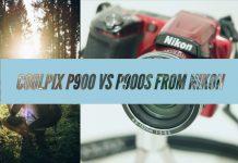 Coolpix P900 vs P900s