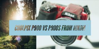 Coolpix P900 vs P900s