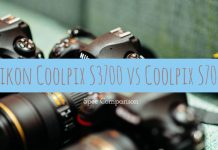Coolpix S3700 vs Coolpix S7000