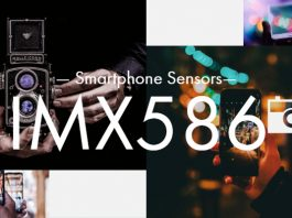 Sony IMX519 vs. IMX486 vs. IMX386 vs. IMX586 vs. IMX377 Specifications Comparison