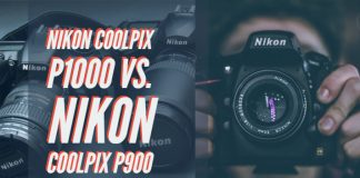 Nikon Coolpix P1000 vs. Nikon Coolpix P900