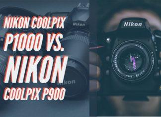 Nikon Coolpix P1000 vs. Nikon Coolpix P900