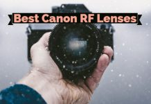 Best Canon RF Lenses RF Mount