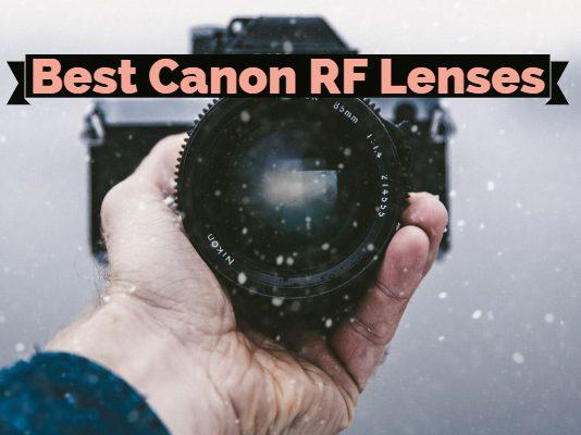 Best Canon RF Lenses RF Mount