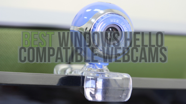 best windows hello compatible webcams for windows 10 within budget