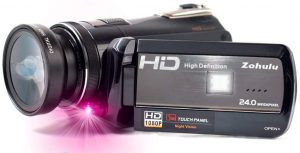 Best Full Spectrum Camcorders