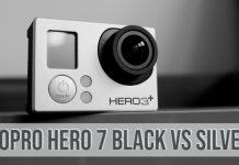 GoPro Hero 7 Black vs Silver