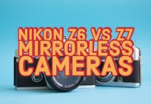 Nikon Z6 vs Z7 Mirrorless
