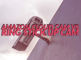 Amazon Cloud Cam vs Ring Stick Up Cam