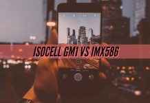 Isocell GM1 vs IMX586
