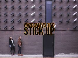 Waze Cam vs Ring Stick Up