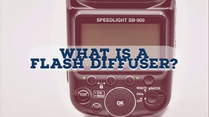 What is a Flash Diffuser?