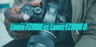 Lumix FZ1000 vs Lumix FZ1000 II