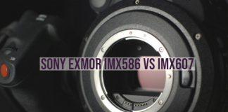 IMX586 vs IMX607
