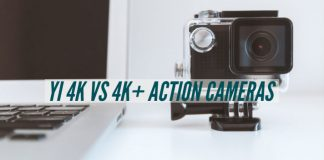 Yi 4k vs 4k+ Action Cameras