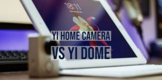 Yi Home Camera vs Yi Dome