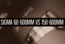 Sigma 60-600mm vs 150-600mm