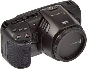 Panasonic S1H vs Blackmagic Pocket 6k vs Sony A7R Specs Comparison