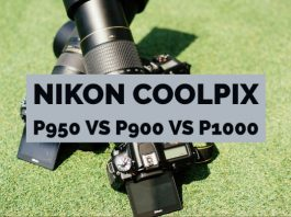 Nikon Coolpix P950 VS P900 VS P1000