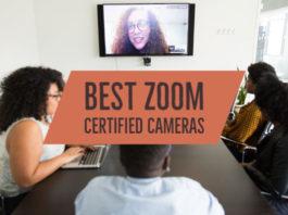 Best Zoom Certified Cameras