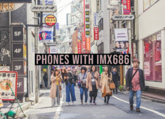 Phones with IMX686