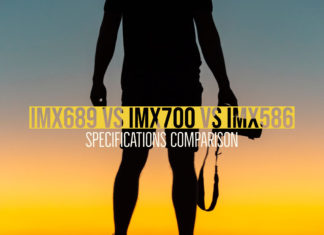 IMX689 vs IMX700 vs IMX586 - Specifications Comparison