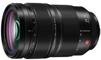 Panasonic Lumix S PRO 24-70mm L-Mount Lens