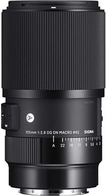 Sigma 105mm F2.8 DG DN Macro Art Lens