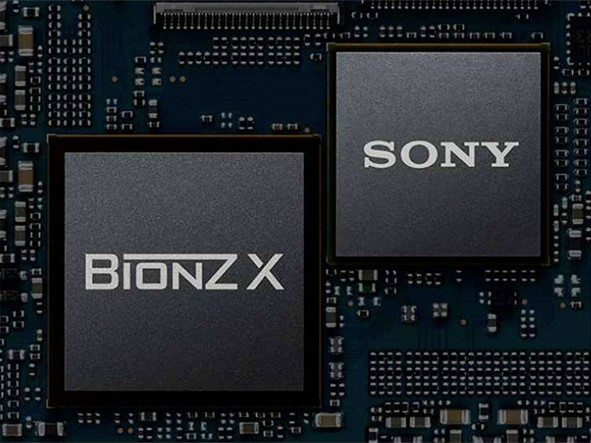 Cameras with Bionz XR